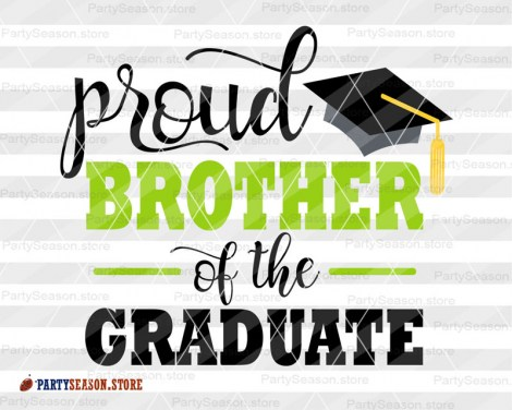 Proud Brother of the graduate Party Season 3