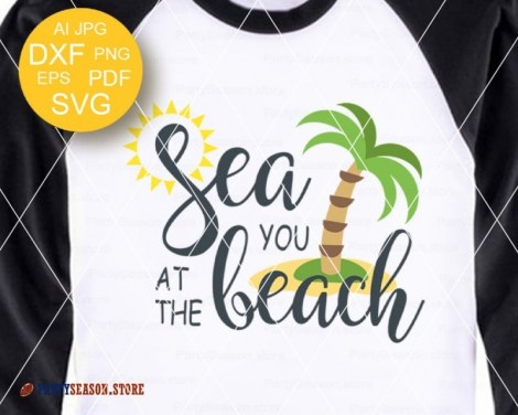 Sea You At The Beach Party Season store 2