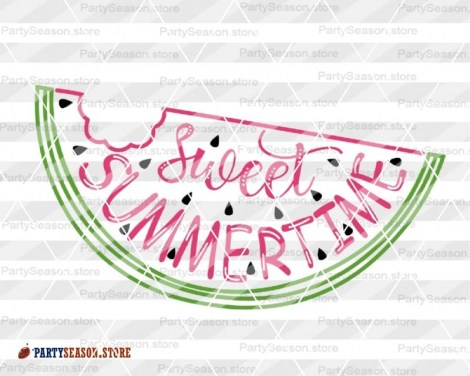 Sweet Summertime Svg Party Season store 3
