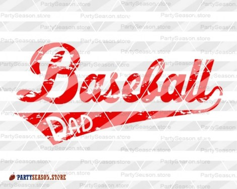 Baseball Dad party season 4