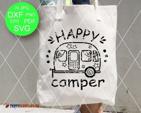 happy camper grunge Party season 2