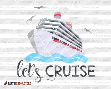 Lets Cruise Party Season store 3