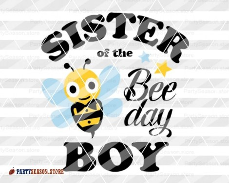 sister of the bee day boy Party season 2