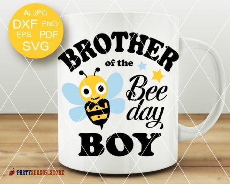 brother of the bee day boy Party season 1