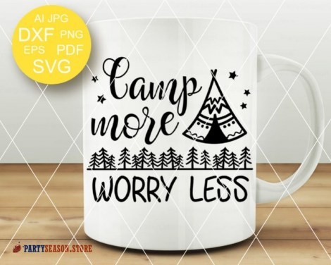 camp more worry less Party season 2