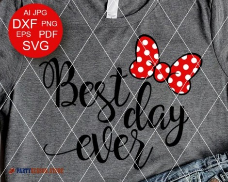 PartySeason Store best day ever Bow 3