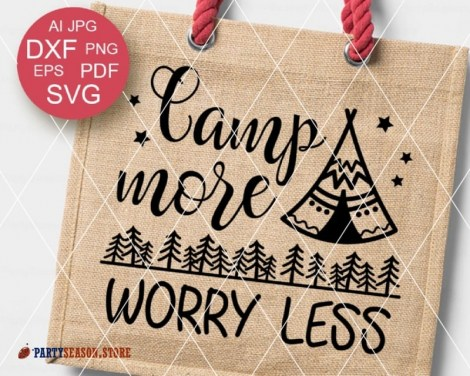 camp more worry less Party season 1