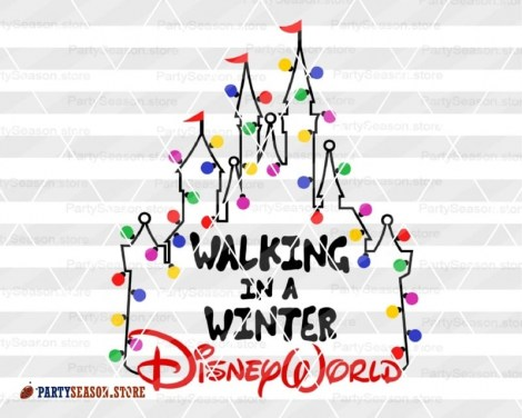 Winter Disneyworld Party Season 4