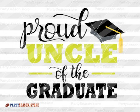 Proud uncle of the graduate Party Season 2