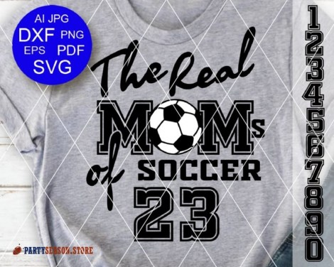 The Real Moms of Soccer 23 season store 1