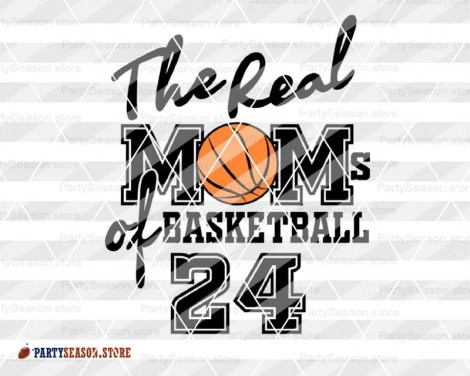 The Real Moms of Basketball 24 party season store 2