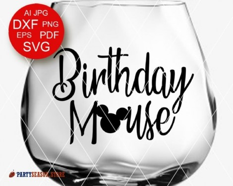 PartySeason Store Birthday mouse 4