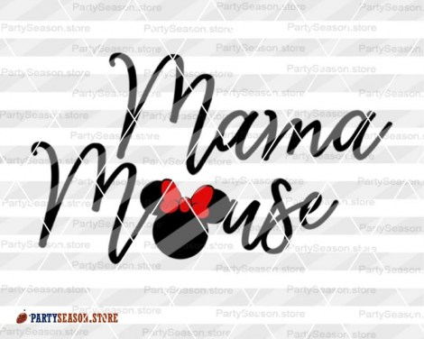 PartySeason Store mama Cut files 5