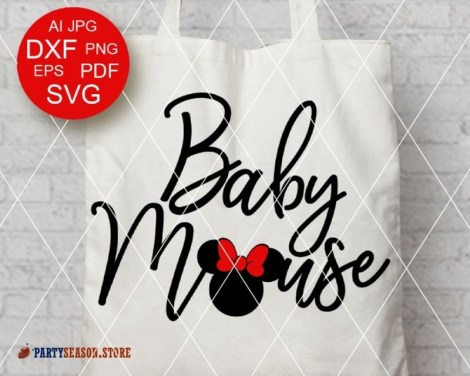 PartySeason Store baby mouse Minnie 2