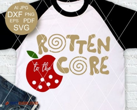 rotten To The Core Party Season Store
