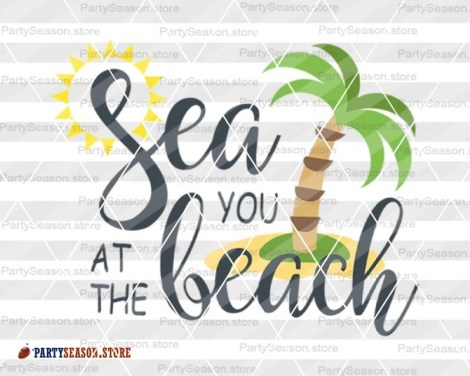 Sea You At The Beach Party Season store 3