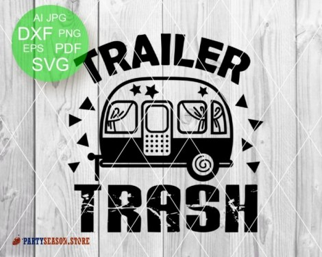 trailer trash Party season 1