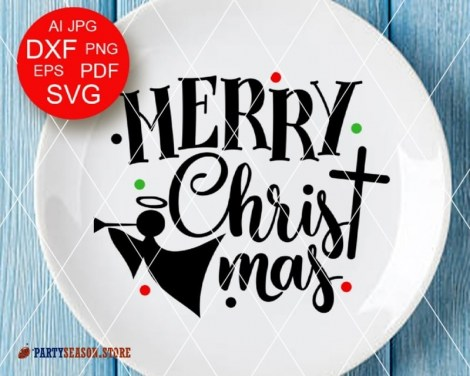 Merry Christmas svg Party Season 2