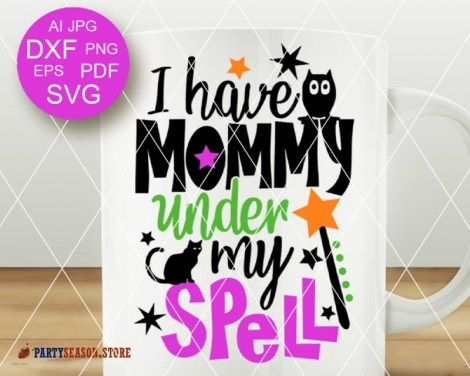 I have mommy under my spell Party season 1