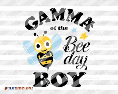 Gamma of the bee day boy Party season 2