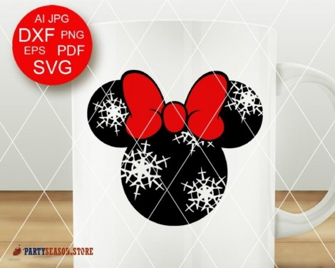 Minnie Snowflakes Party Season 1