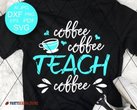 coffee teach Party Season store 1