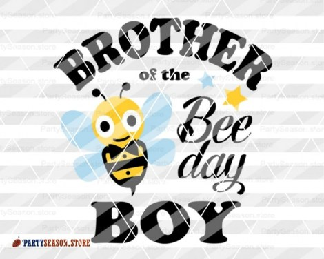brother of the bee day boy Party season 2
