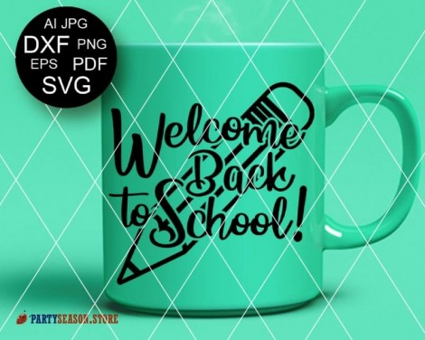 welcome back to school Party Season store 2