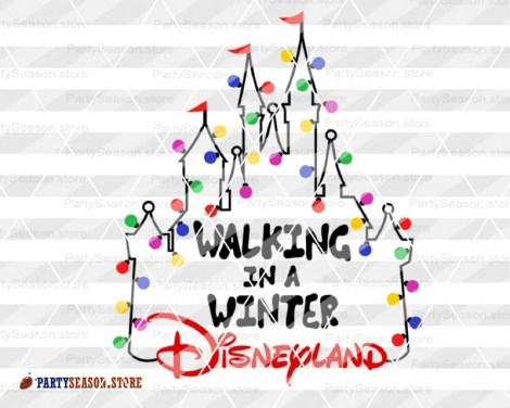 Winter Disneyland Party Season 3
