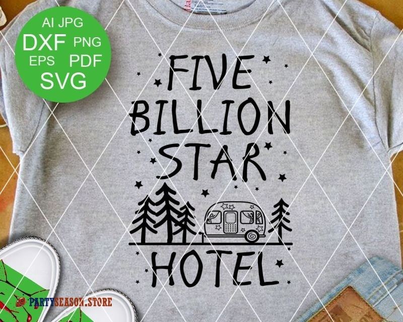 five billion star hotel Party season