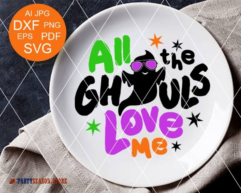 All the Ghouls Love Me Party season