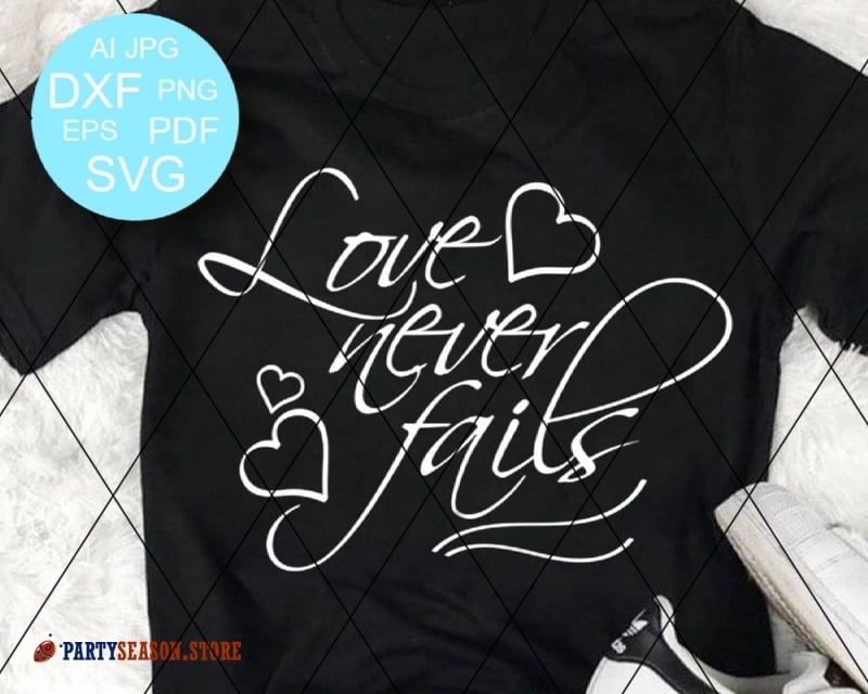 love never files Party season store 4