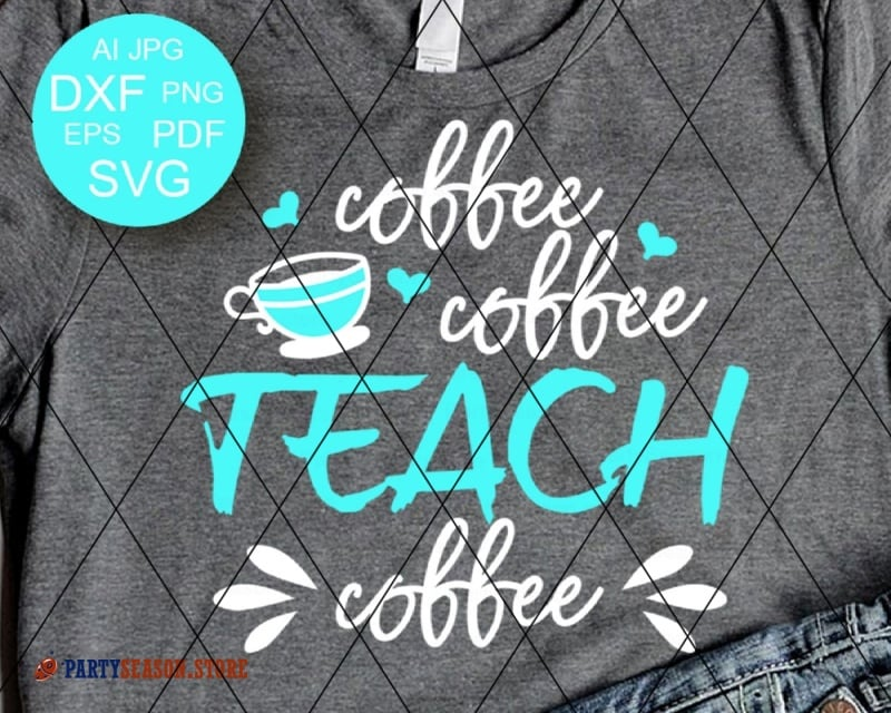 coffee teach Party Season store